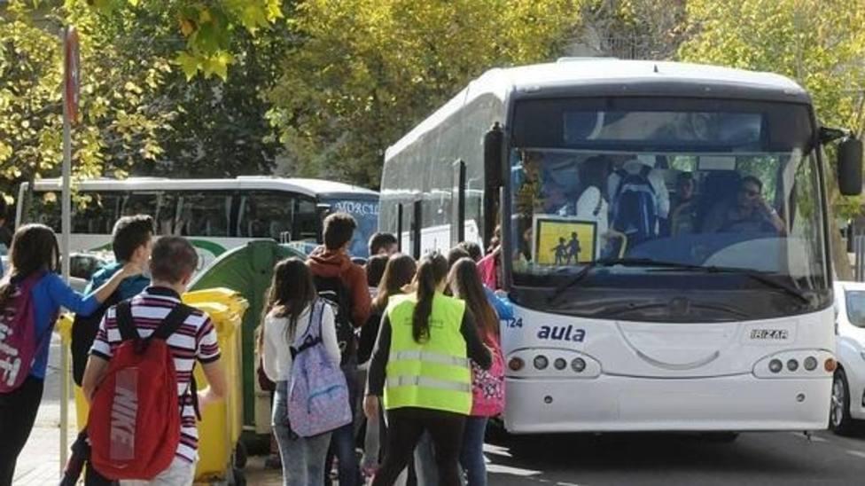 Paralizada en Almería la adjudicación del servicio de transporte escolar del curso que viene