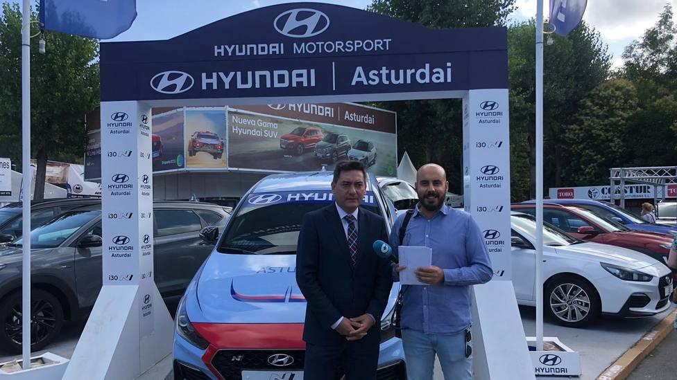 COPE Asturias está con Asturdai-Hyundai