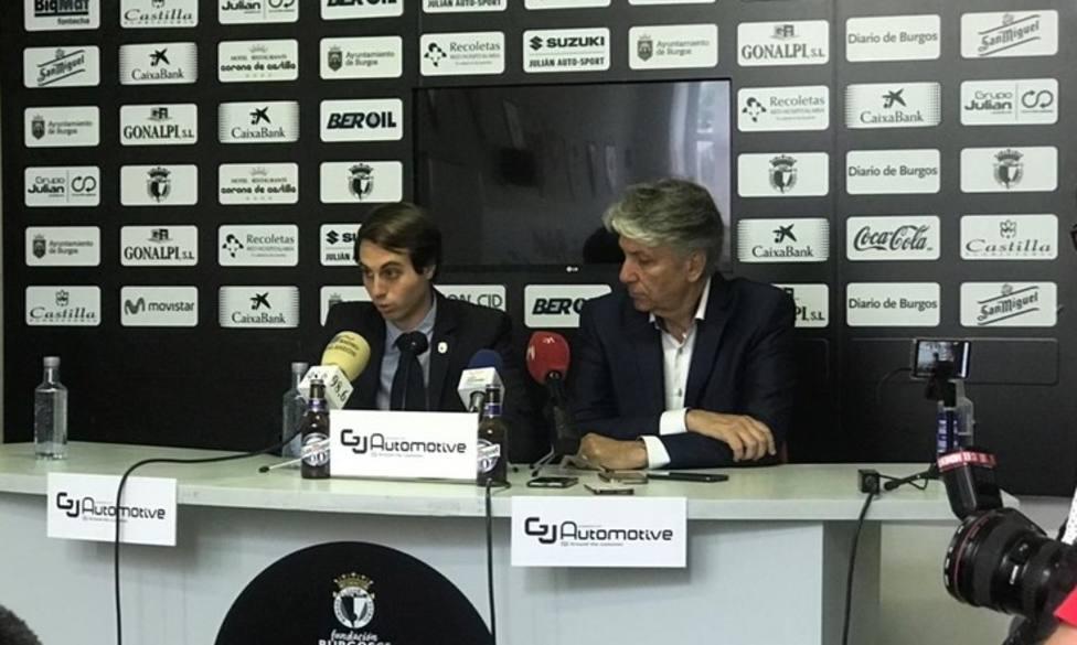 Franco Caselli y César Traversone