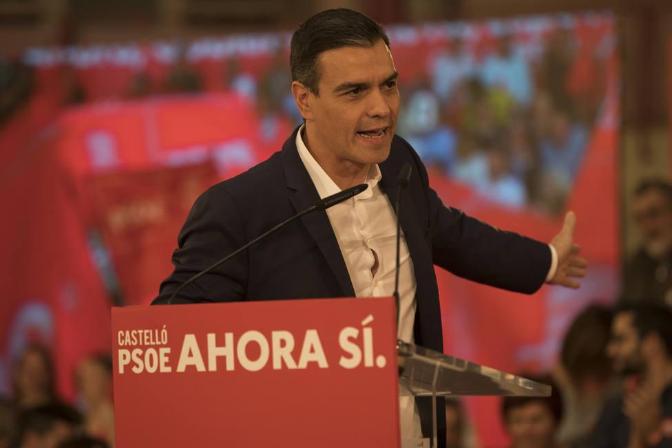 El PSOE aspira a retener su resultado de abril, pero teme que disturbios en Cataluña beneficien a la derecha