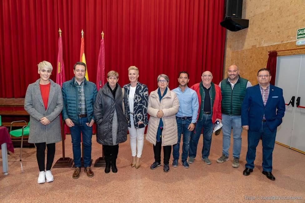 Constituida en Pozo Estrecho la primera de las juntas vecinales de la legislatura