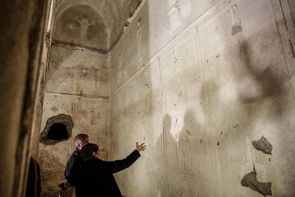Paseos por la Roma escondida: ¿Conoces la basílica subterránea de Porta Maggiore?