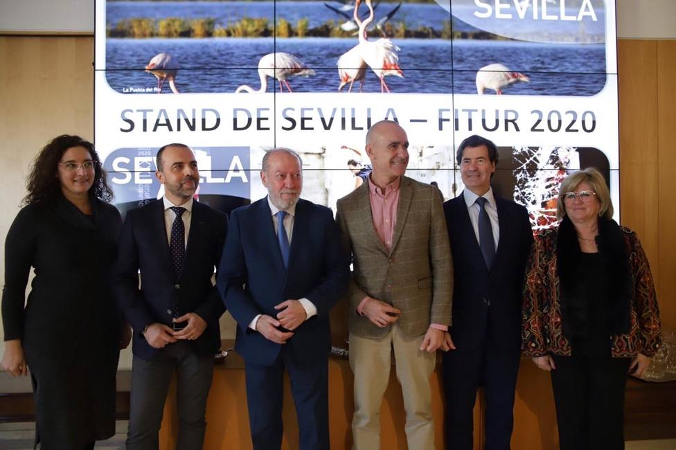 Presentación de la oferta de Sevilla en Fitur