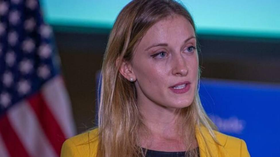 La vicesecretaria adjunta del Departamento de Estado para el Hemisferio Occidental, Carrie Filipetti