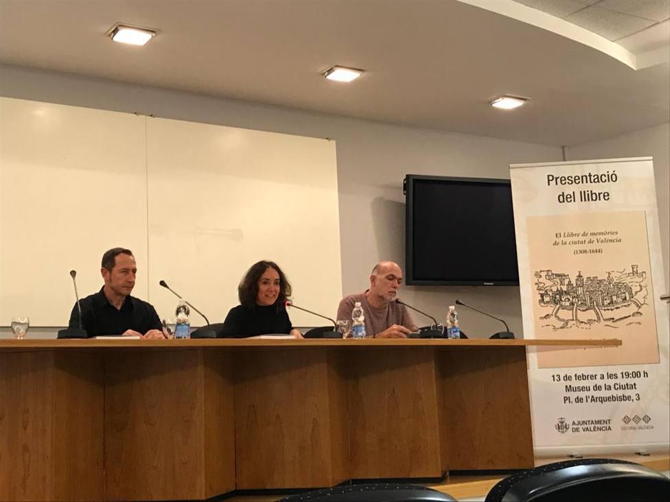 Libro de memorias de la ciudad de València