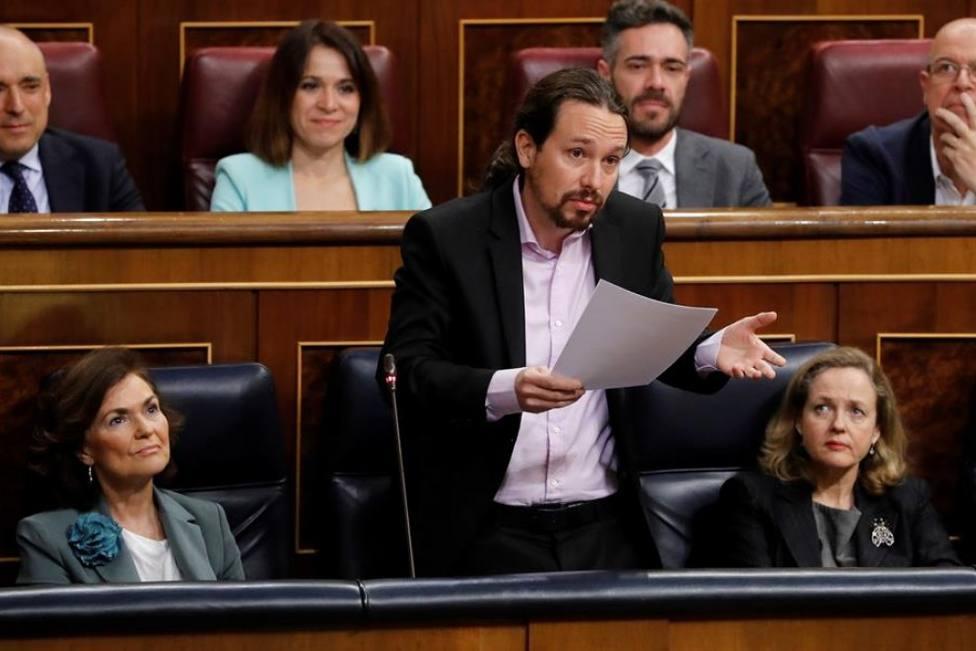 Pablo Iglesias formará parte de la comisión delegada que controla el CNI