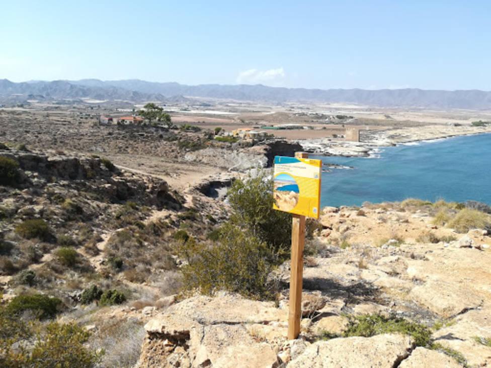 Vuelven las rutas guiadas gratuitas incluyendo una por el Parque Regional de Cabo de Cope