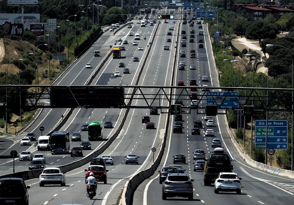 Tráfico pone en marcha la segunda operación especial del verano con motivo del 1 de agosto