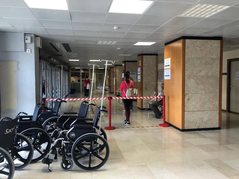 Foto: COPE, Hospital Nuestra Señora de Sonsoles