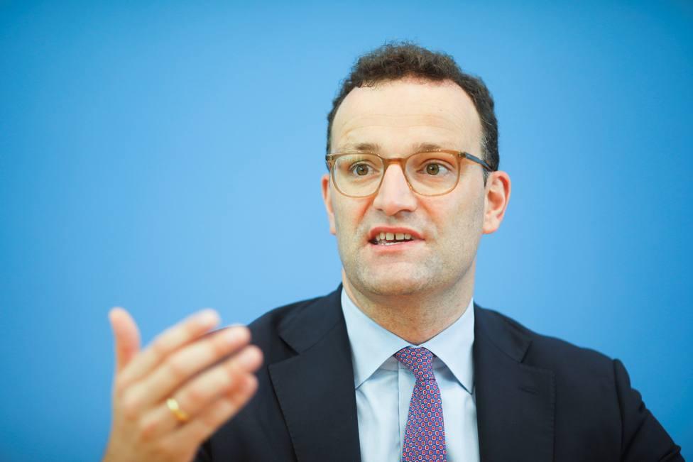 Ministro alemán de Sanidad: La situación en España me preocupa