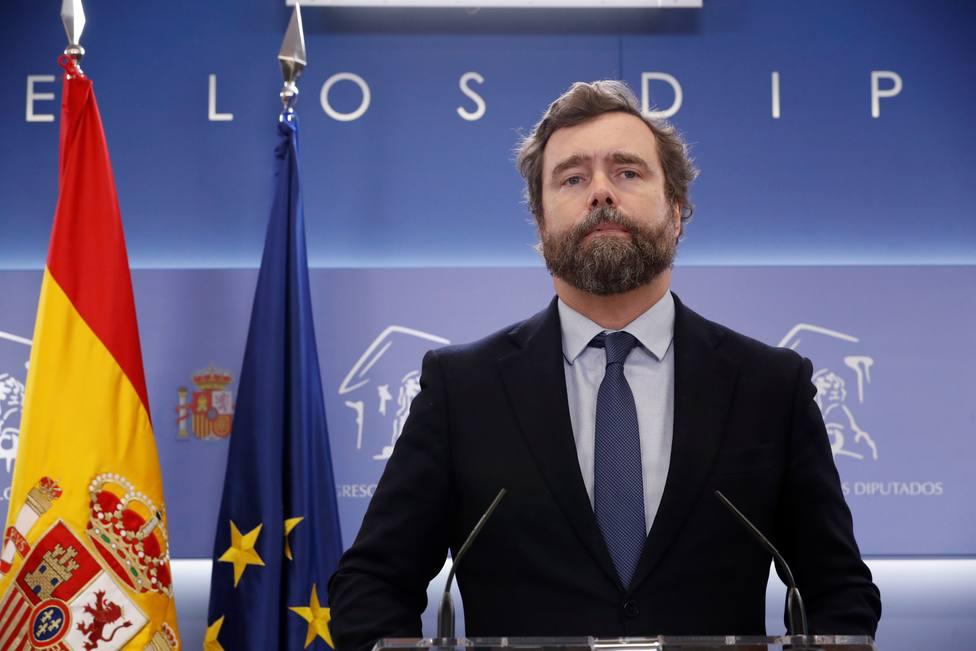 Vox acusa a Ciudadanos de ser desleal y hacer que el Gobierno de Díaz Ayuso funcione mal