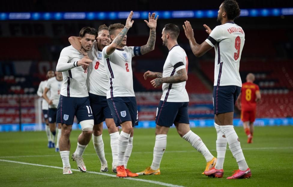 Gales echa de menos a Bale y se difumina ante Inglaterra