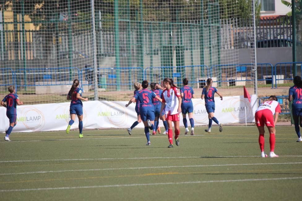 Alexia Putellas certifica la goleada del Barça; el Atleti vence al Santa Teres y recupera la segunda plaza