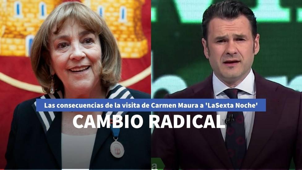 Carmen Maura e Iñaki López