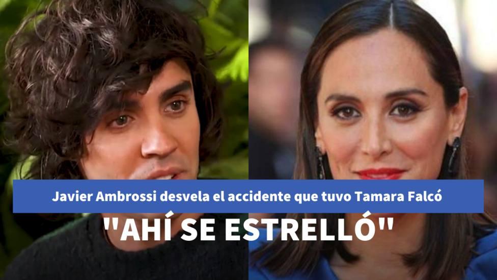 Javier Ambrossi y Tamara Falcó