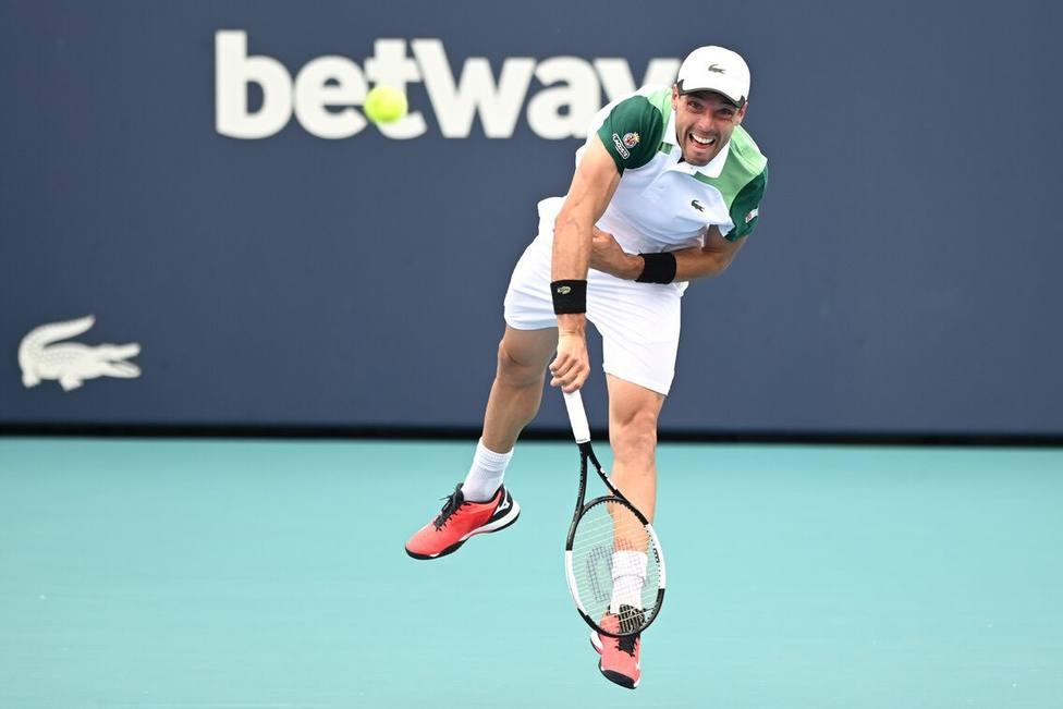 Roberto Bautista alcanza las semifinales del Masters 1000 de Miami