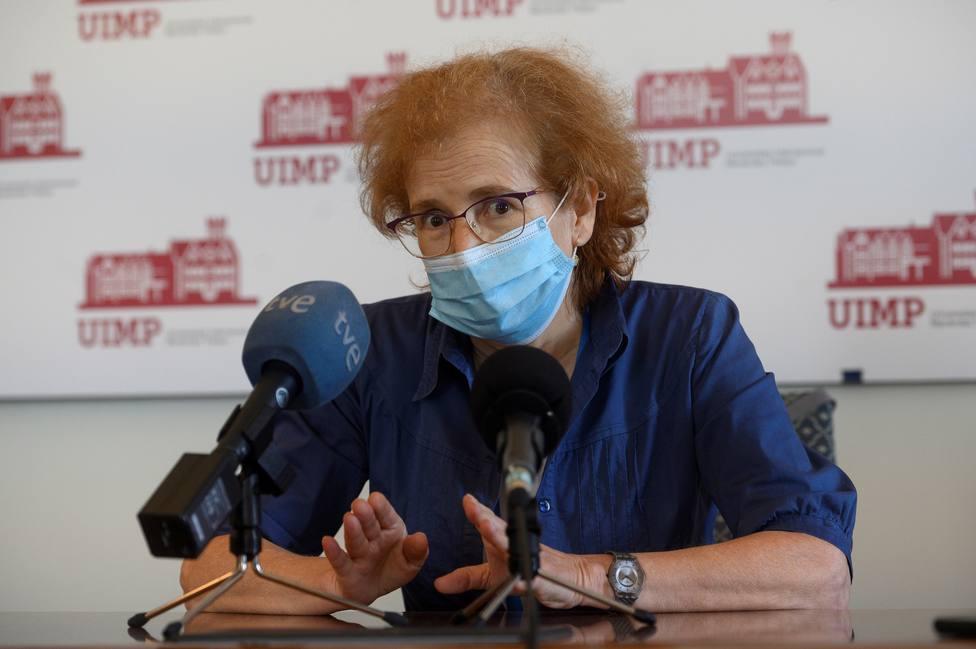 Margarita del Val revela por primera vez qué vacuna se pondría ella: ¿Pfizer, Moderna o Astrazeneca?