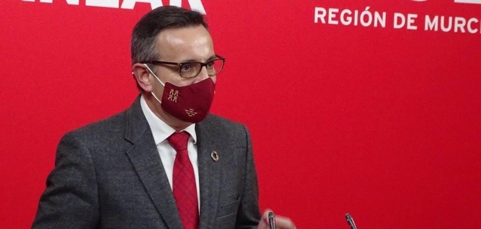 Conesa (PSOE): López Miras ha pervertido las instituciones con la ayuda de Castillo y tres tránsfugas