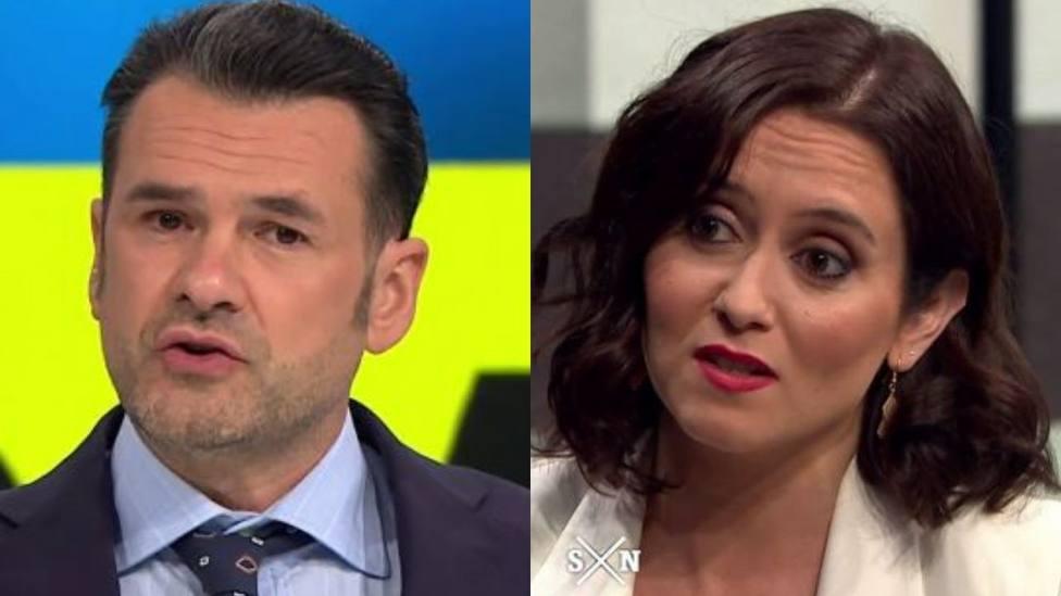 Las consecuencias que ha tenido para Iñaki López su entrevista a Ayuso en LaSexta Noche