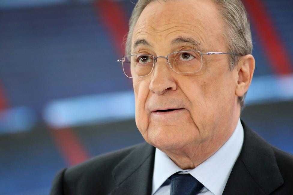 El Real Madrid presenta a Eden Hazard en el Santiago Bernabéu