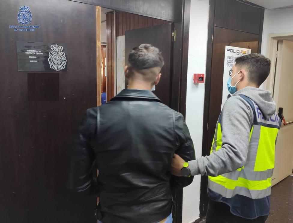 Sucesos.- Detenidas dos personas en Palma tras agredir y robar 600 euros a un hombre