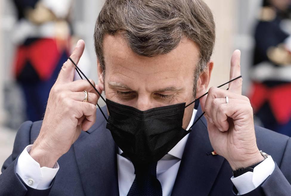 Francia abrirá el calendario de vacunación contra la covid-19 a los mayores de 18 años