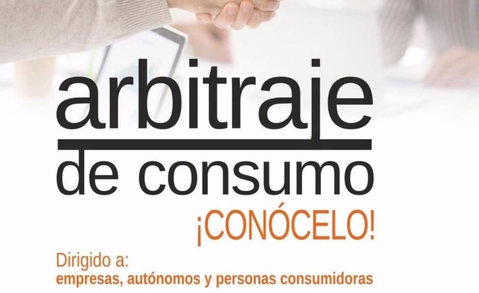 La Diputación pone en macha la iniciativa Arbitraje de consumo, ¡conócelo!
