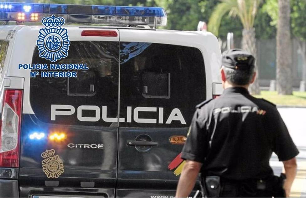 Granada.- Sucesos.- Dos detenidos tras ser sorprendidos intentando robar en un domicilio de la zona Norte