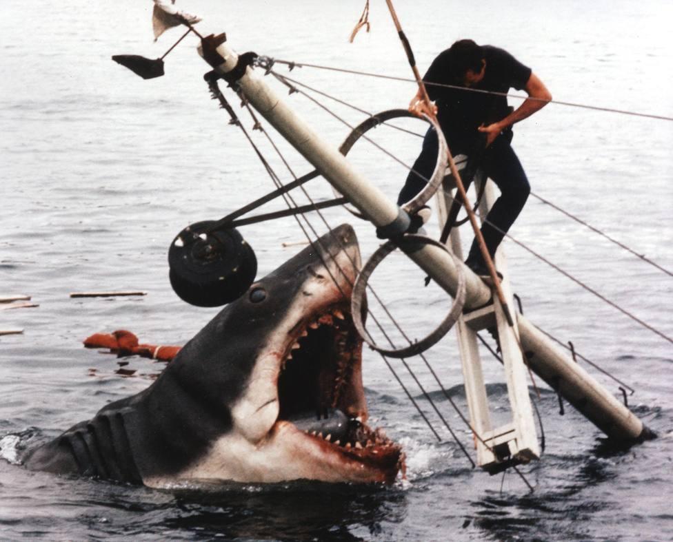 Tiburón de Steven Spielberg