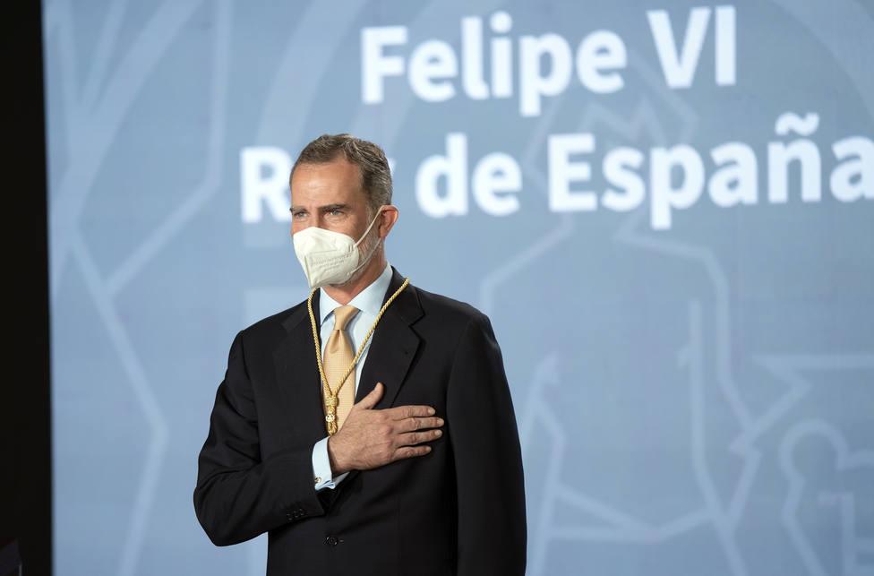 El Rey de España muestra su solidaridad al presidente alemán para las familias de las víctimas