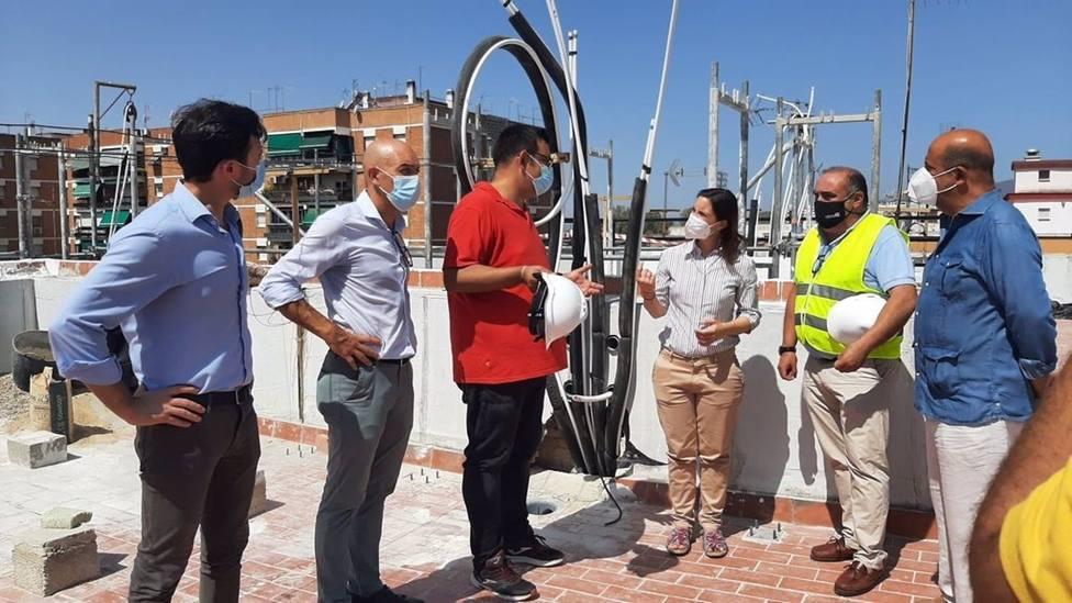 La Junta destina más de 122.000 euros a la rehabilitación de un edificio en la calle Pintor Losada