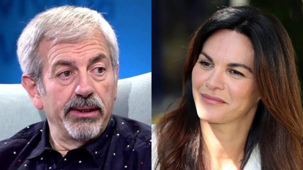 El inédito vínculo que une a Fabiola Martínez y Carlos Sobera: mismo techo