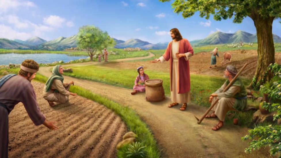 """""""A vosotros se os ha otorgado conocer los misterios del reino de Dios"""""""
