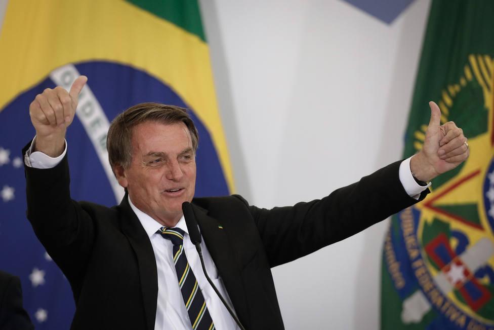 Bolsonaro decide que no se vacunará contra la covid-19