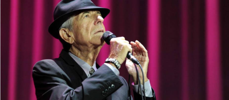 Leonard Cohen. REUTERS