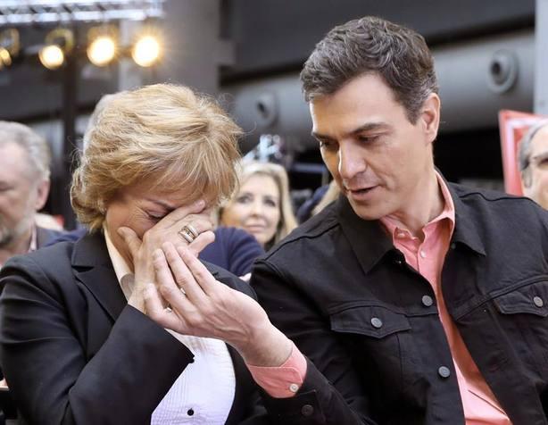 Sánchez y la Ejecutiva del PSOE se aplicarán también la subida del 0,25%
