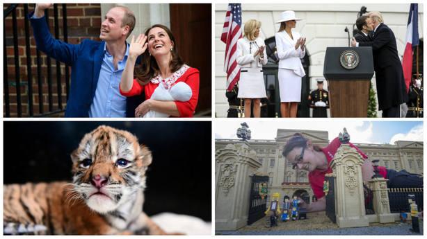 El resumen de la semana en imágenes