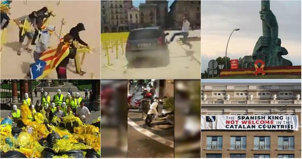 El resultado del buenismo de Sánchez: el verano más convulso en Cataluña