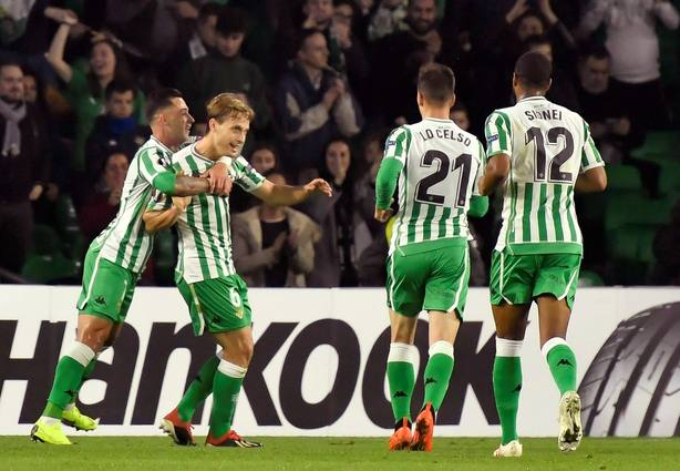 REAL BETIS OLYMPIACOS