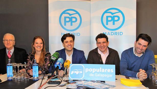 El PP de Galapagar encara la recta final de la legislatura cargando contra Ciudadanos