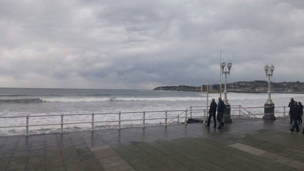 Un total de 25 provincias seguirán hoy con riesgo por frío o por fenómenos costeros