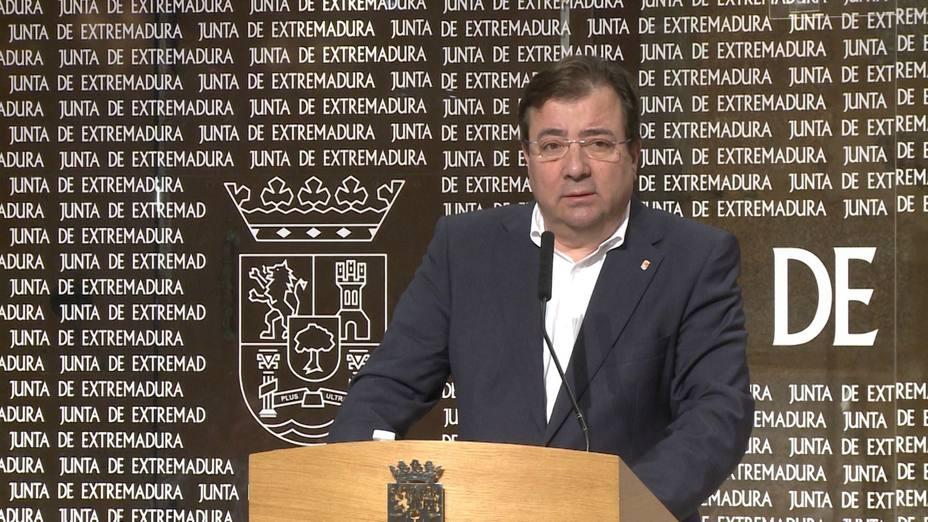 Vara dice que el PSOE no negociará la autodeterminación sin cambiar la Constitución y que la Justicia es independiente