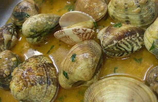 El 20 de abril se servirán alrededor de 500 kilos de almejas