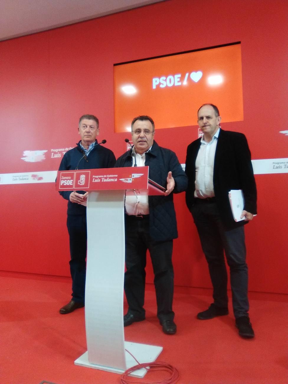 PSOE Zamora