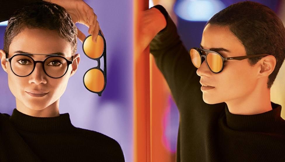 Las gafas magic o cómo combinar todas tus gafas en una sola montura: de vista a sol en un clip