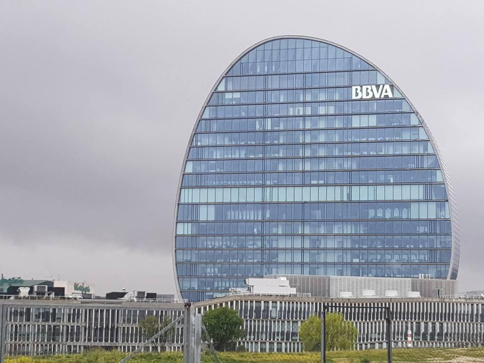 Scope confirma el rating de BBVA en A+ con perspectiva estable