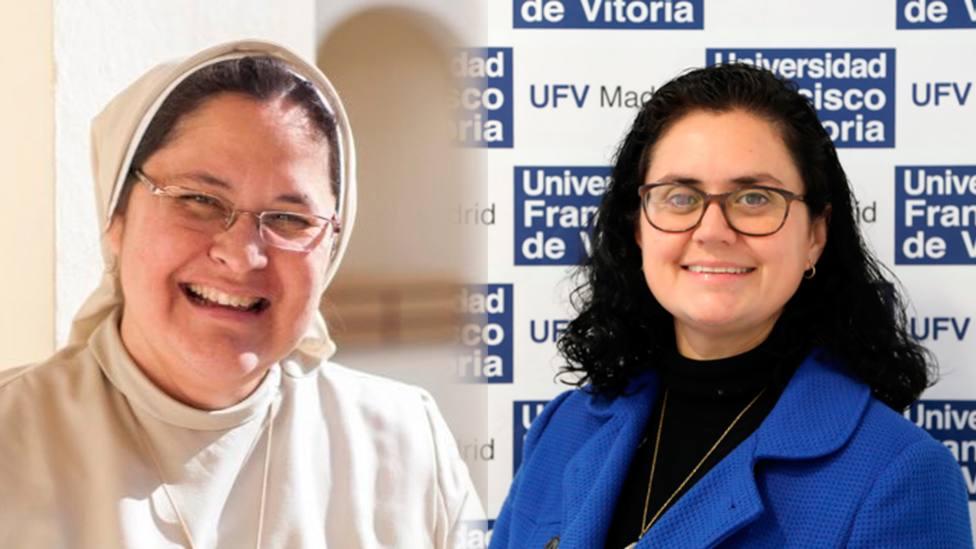 Xiskya Valladares y Paulina Núñez, mujeres de Iglesia comprometidas con la evangelización en Internet