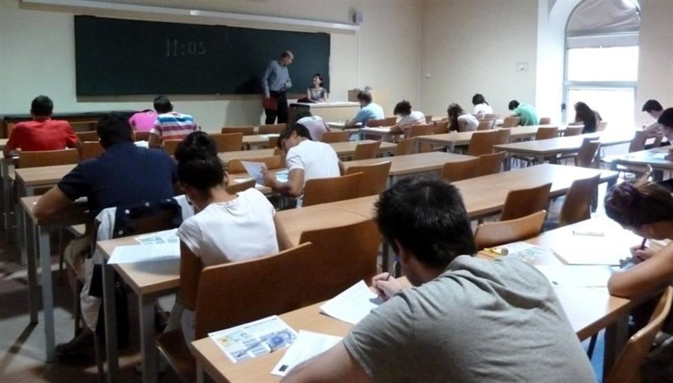 Evaluación Acceso a la Universidad