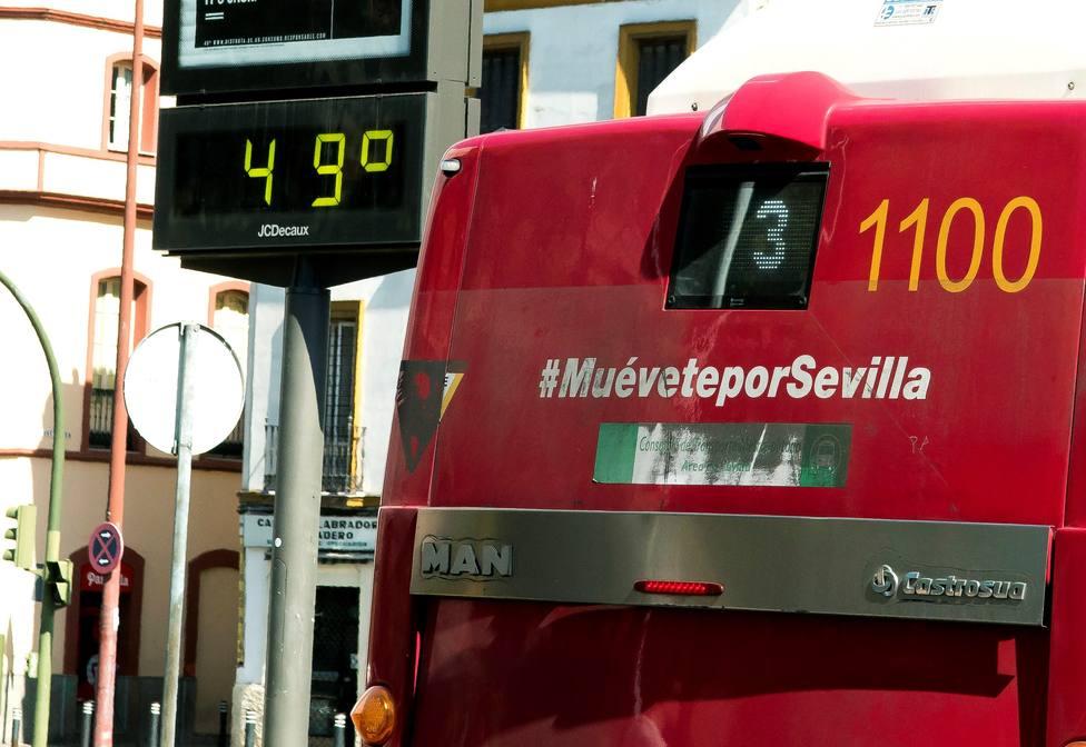 Autobús Sevilla