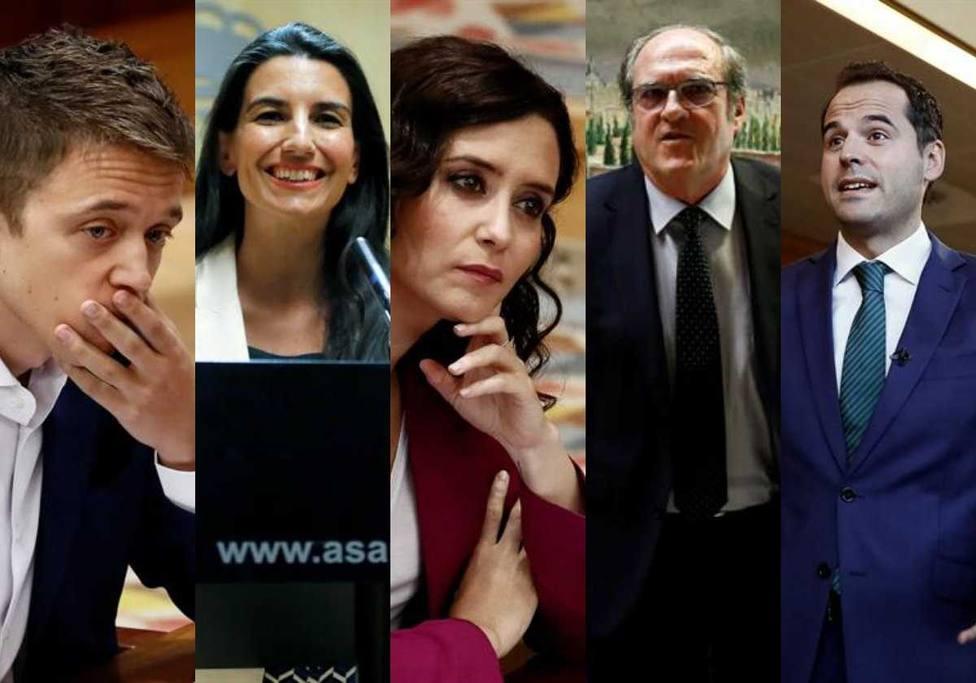 Estos son los patrimonios de los diputados de la Asamblea de Madrid